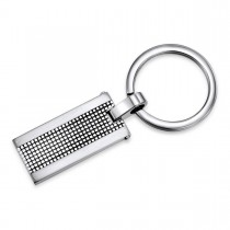 Engravable Personalized Keychain