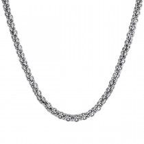 Stainless Steel Popcorn Chain - 8mm