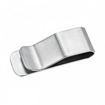 Simple Stainless Steel Money Clip
