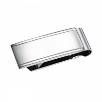 Defined Edge Stainless Steel Money Clip