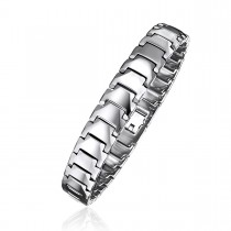 Men's Flexible Tungsten Fashion Bracelet