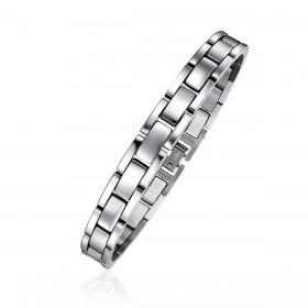 Classy Brick Link Bracelet